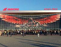 Arena Omsk Face Lift Branding