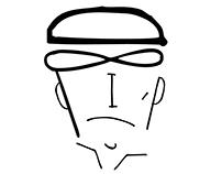 Typo face -Amatic sc