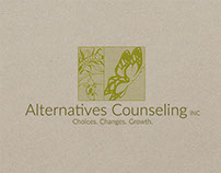 Logo and Identity Refresh: Alternatives Counseling