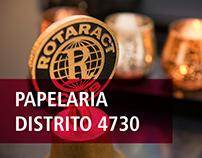 Papelaria - Rotaract Distrito 4730