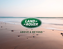 Land Rover Discovery Minisite