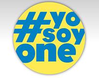 #YOSOYONE