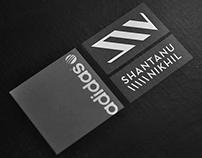 Shantanu & Nikhil/Adidas Identity