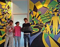 Mural for Nexar Tel Aviv
