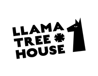 LLAMA TREEHOUSE - Logo Development