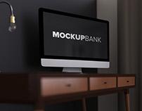Desk Mock-Up