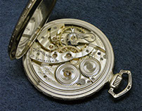 The Evolution of Pocket Watch Casings