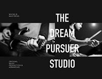BRANDING_THE DREAM PURSUER STUDIO
