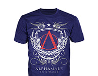 Alphamale T-shirt