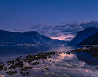 Landscape from Lecco