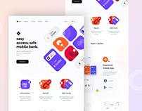 eBank | website