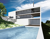 West Lake Hills Residence (unbuilt)