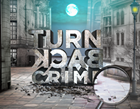 Turn Back Crime Bumper