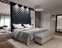 Sypialnia 30m