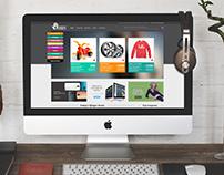 Website Design - 5fingerdeals