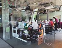 Studio Arkitekter // PANNON LEZER Office