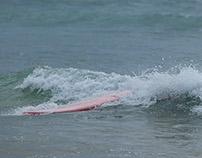Ecole de surf des Estagnots.Summer 2014