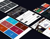 Variance Technologies Website Development