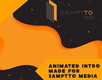 SAMPTto Media (Animated Advert)