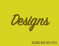 DESIGNS: Time 2013-2014
