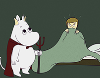 I Have Nightmares About Moomins.