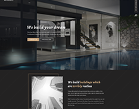 Architect PSD Template