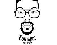Fontaine est. 1989 Logo