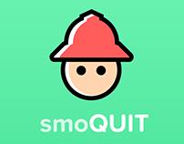 smoQUIT l'app pour arrêter de fumer