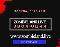Promovideo of quest Zombieland.live