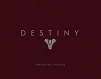 Destiny Emblem Wallpapers