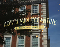 North Audley Cantine, Mayfair