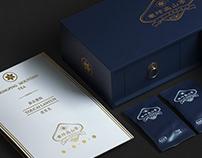 东坪高山茶品牌设计(Mountain Tea Brand Design)