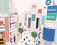 Pastel Japan