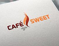 Cafe Sweet branding