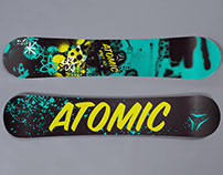 Amer Sports (Atomic Snowboards)