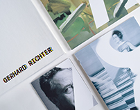 Gerhard Richter Artist Catalogue