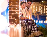 ARPA & ADITYA - BENGALI/PUNJABI WEDDING