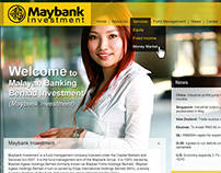 Maybank - Visual Design