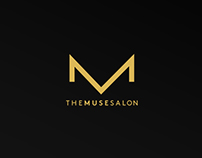 MUSE Salon rebranding