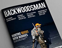 Backwoodsman: magazine redesign