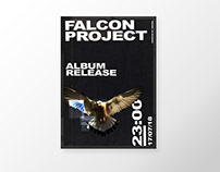 FALCON PROJECT - Poster