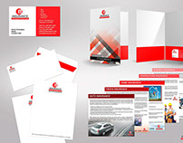 Corporate Branding for ITT Insurance