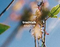 Branding for trashtalk*studio
