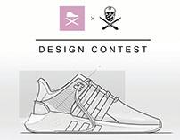 ConceptKicks designchallange Hender Scheme's x ACRONYM
