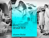 Maschinenkonzepte treffen Design und Design trifft Foto