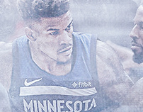 Mountains || Jimmy Butler (Personal)
