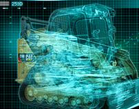 CAT CGI Xray images