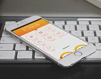 Powertime iOS 7 app