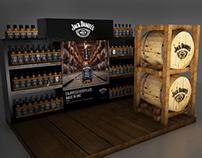 Jack Daniel's Ro / trade project