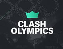 Clash Olympics - Bachelor Devine